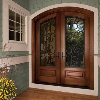 Window replacement company milwaukee wi free estimate for Puerta herreria moderna