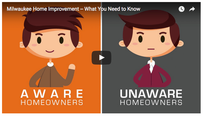 Aware vs Unaware Video image
