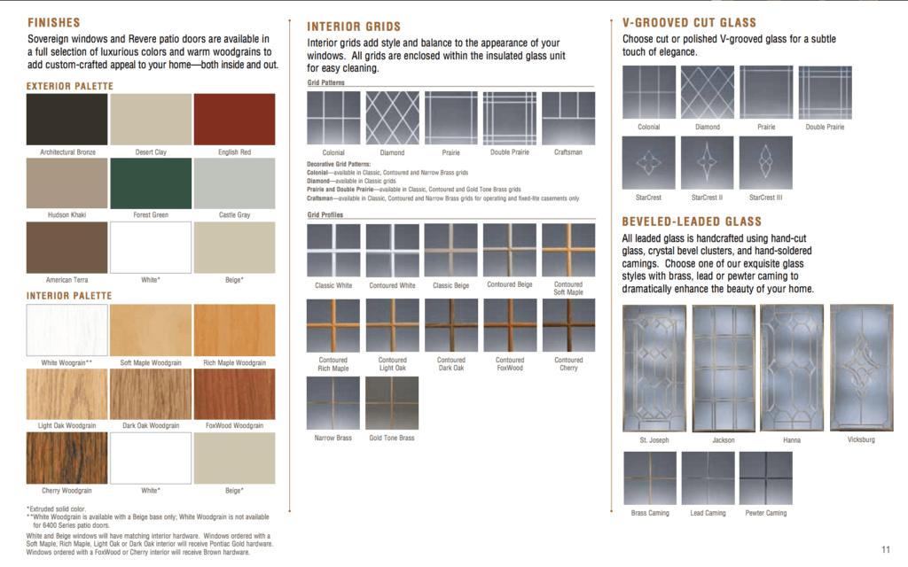 Vinyl window replacement window guide window replacement for Replacement window ratings